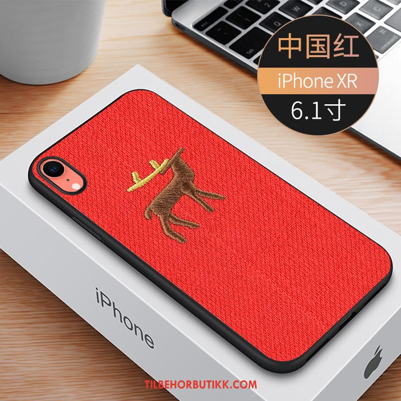 iPhone Xr Deksel Net Red Trend Anti-fall Alt Inkludert Nye Etui Billige